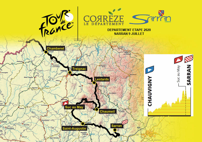 correze sarran tour de france